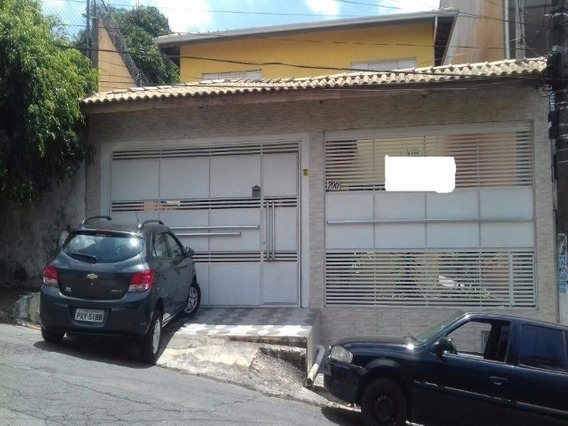 Sobrado Em Ferraz De Vasconcelos Para Venda E Locação - Ca00171 - 31976479