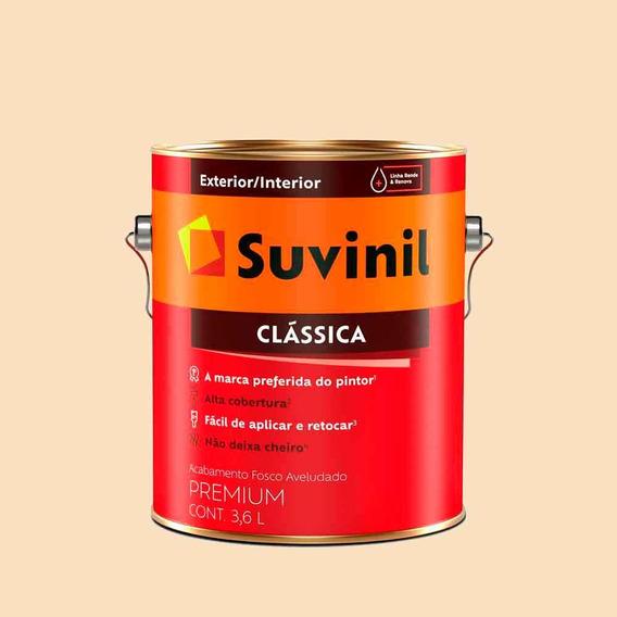Tinta Parede Latex Pva 3,6 L Fosco Marfim