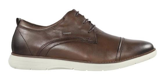 Sapato Casual Ferracini Trindade Masculino 6120-559h +brinde