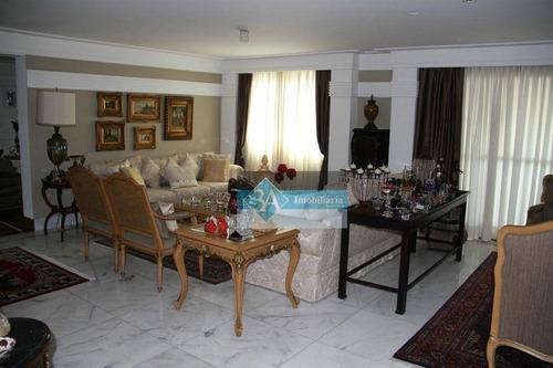 Imagem 1 de 6 de Apartamento Residencial À Venda, Jardim Anália Franco, São Paulo. - Ap0401