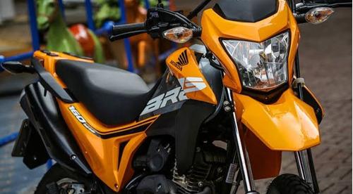 Imagem 1 de 4 de Honda Bros 160