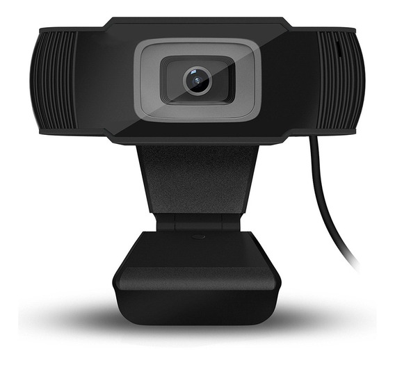 Full Hd 1080p Webcam Usb Mini Câmera De Computador Built-in