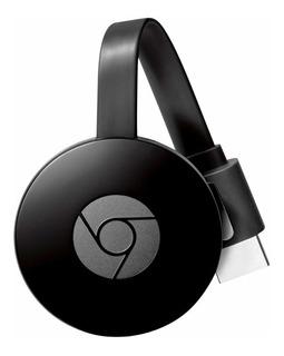 Google Chromecast 2da Negro