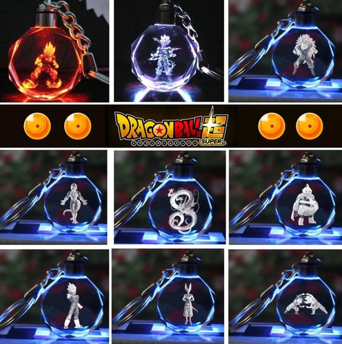 Imagen 1 de 1 de 40 Llaveros Dragón Ball - Diferentes Modelos A Elegir