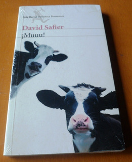 Muuu! David Safier.