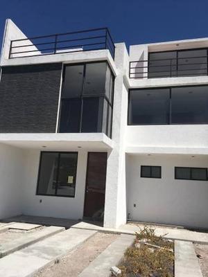 Residencia En Bio Grand Juriquilla, 3 Recamaras, Oficina, Roof Garden, 3.5 Baños