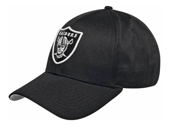 Gorra Raiders New Era Negro 057-650