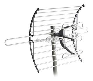 Antena Externa Steren Tdt Uhf De 20 Elementos Aérea Hdtv