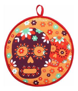 Wellhouse Calentador De Tortillas Mexicanas 11inch Con A