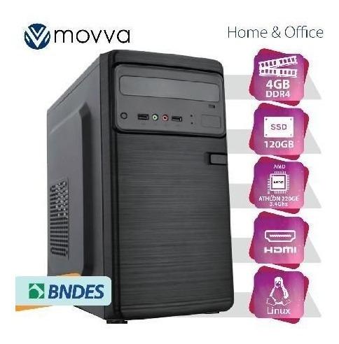 Computador Iron Athlon 240ge 3.5ghz Mem. 8gb Ddr4 Hd 1tb Hd