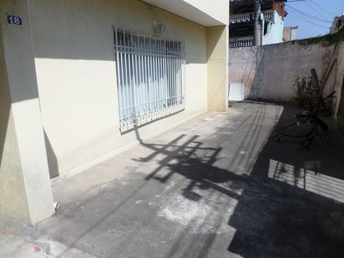 Casa Para Aluguel, 3 Quartos, 1 Vaga, Limão - São Paulo/sp - 328