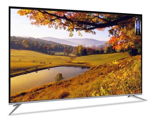 Tv Led  50 - Smart  Uhd 4k- Celed98935 - Continental