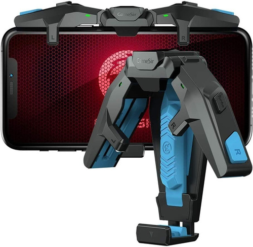 Gamesir F4 Falcon Gatillos Electrónicos Turboshooting