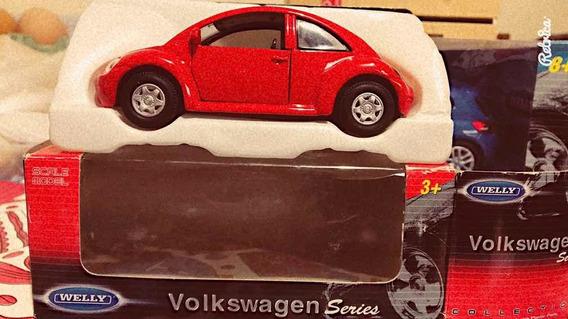 Vw New Beetle Scale Model