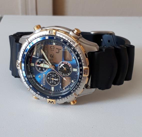 Relógio Citizen Navisurf