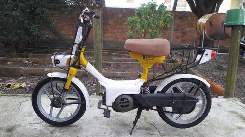 Imagem 1 de 9 de Moto Antiga Zanella Pocket Coleção Raridade Ótimo Estado