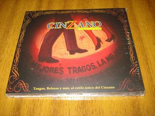Cd Cinzano / De Valparaiso, Desde 1896 (nuevo Y Sellad)