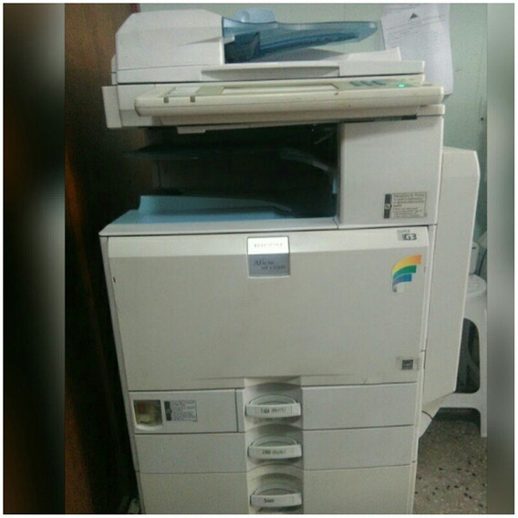 Fotocopiadora Ricoh Mpc 2500 Full Color Con Toner Incluidos