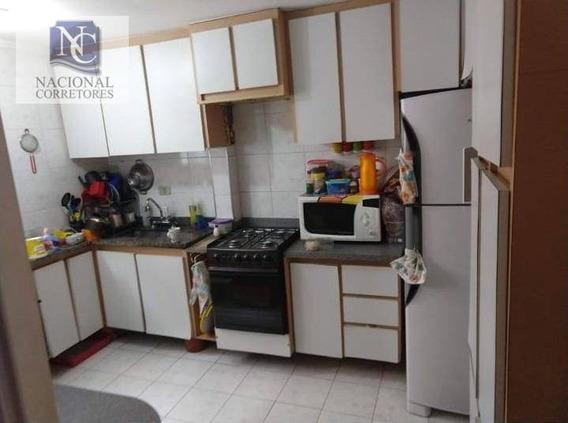 Apartamento À Venda, 50 M² Por R$ 190.000,00 - Vila Camilópolis - Santo André/sp - Ap7843