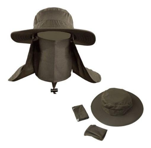 Senderismo Pesca Sombrero Deporte Al Aire Libre Sol