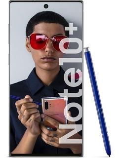 Samsung Galaxy Note 10 Plus Black + Funda Ringke Fusión X !!