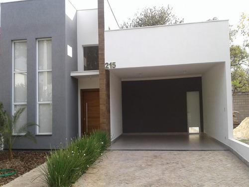 Casa A Venda No Golden Park Residence Setor Alfa, Sorocaba - Sp - Ca00187 - 32956351