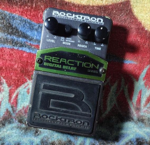 Rocktron Reaction Digital Delay - Willaudio