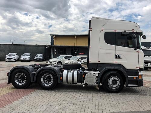 Scania R440 2018 6x4 Com Retarder - Cavalo=460,400,4144,3344