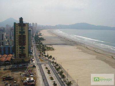 Imobiliária Em Praia Grande,apartamentos Frente Ao Mar Na Praia Grande - Nova Kennedy Imoveis - V1081900