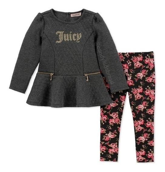 Conjunto De Menina Juicy Couture - 2 Peças