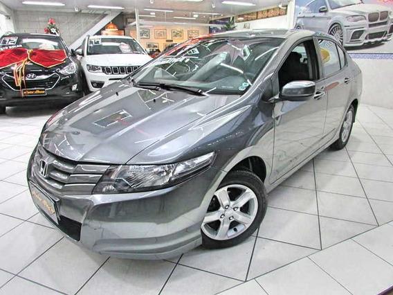 Honda City Dx 1.5 16v Flex Aut