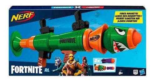 Pistola Nerf Fortnite Rusty Rocket - Giro Didactico Envios