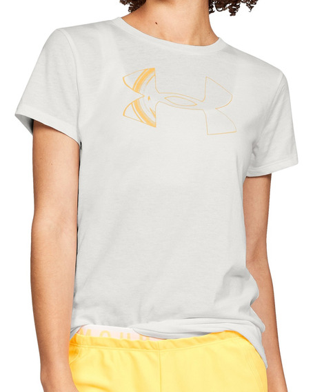 Remera Under Armour Training Graphic Classic Mujer Gr