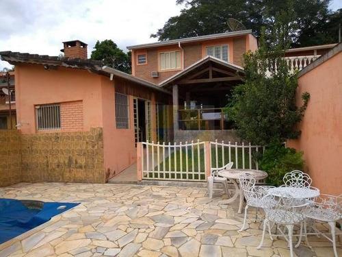 Chácara Residencial À Venda, Parque Piracema, Atibaia - Ch1051. - Ch1051