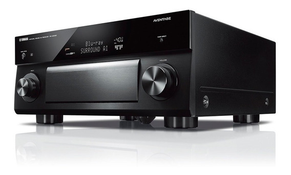 Receiver Yamaha Rxa3080 Aventage 9.2 Zona2/3 Revenda Oficial