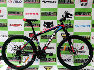 Oferta Navidad Bicicletas Aro 24 Y Aro 26 Montañeras Disco