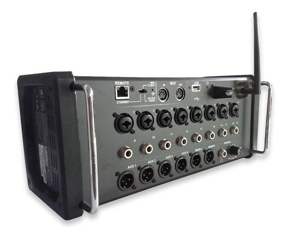 Mesa De Som Digital (digital Mixer Sp-16)