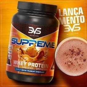 Whey Supreme Gourmet 900g 3vs - Ovomaltine