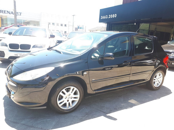 Peugeot 307 1.6 Millesim 200 16v Flex 4p Manual