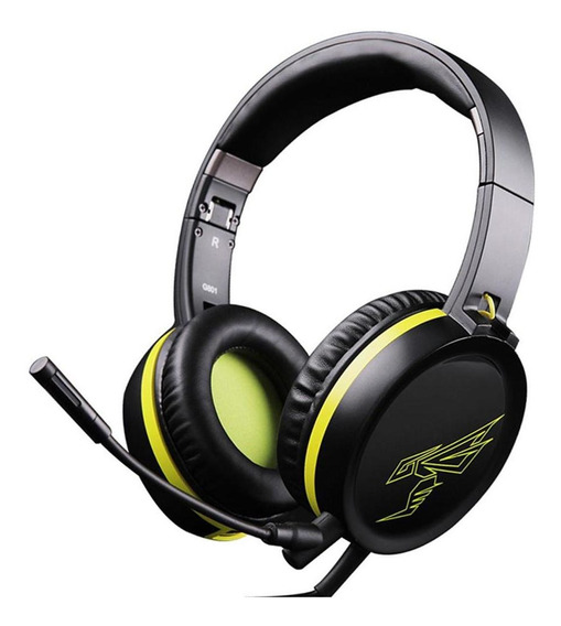 Somic G801 3.5 Mm Wired Gaming Virtual Surround Dobrável