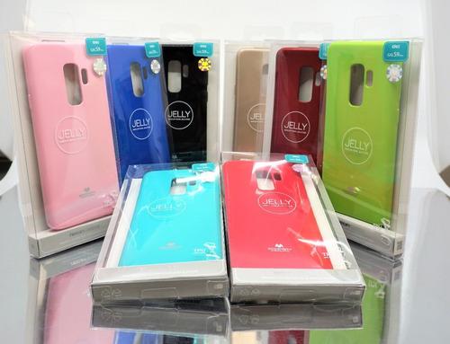 Funda Galaxy S9 Plus Mercury Goospery Jelly Case