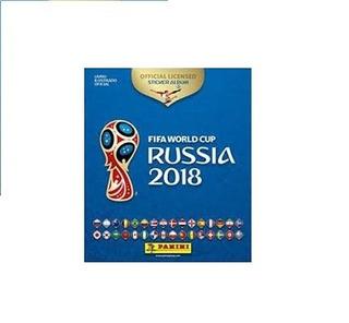 Álbum Copa Do Mundo 2018 Capa Mole Brochura Completo