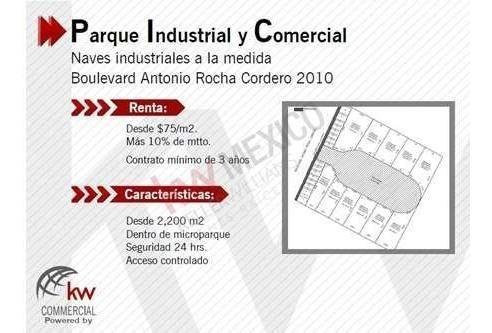 Bodega, Nave Industrial A La Medida En Renta, Bodega En Renta, Construccion A La Medida. / Bodega / Bodega En Renta / Nave Industrial / Parque Industrial Comercial / Vigilancia Las 24 Hrs / Seguridad