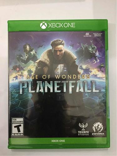 Planetfall Xbox One