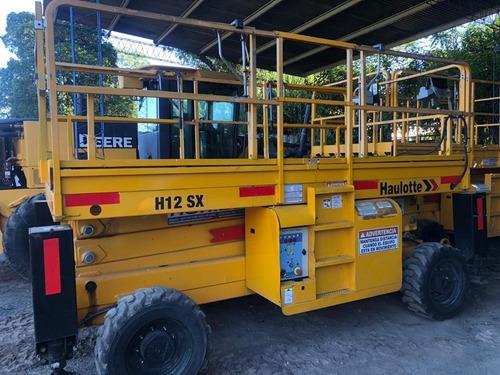 Plataforma Elevadora Haulotte H12