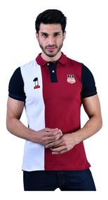 Playera Porto Blanco Polo Camisa Polo Portoblanco Ple-771