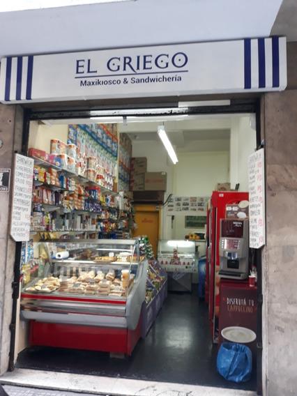 Kiosco Sandwicheria - Tucumán 887 - Fondo De Comercio