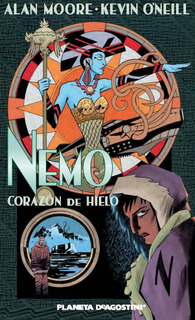 The League Of Extraordinary Gentlemen Nemo De Alan Moore