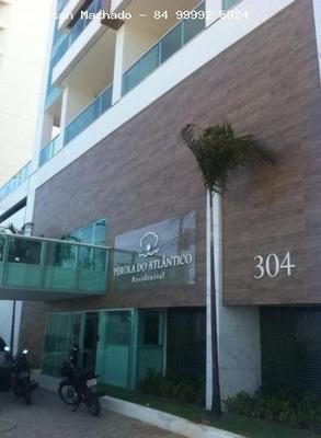 Apartamento Para Venda Em Natal, Areia Preta - Pérola Do Atlantico, 4 Dormitórios, 4 Suítes, 6 Banheiros, 3 Vagas - Ap0387