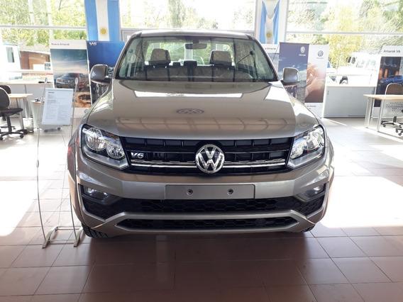 Nueva Amarok V6 Comfortline 0km Cd 2020 Volkswagen 3.0 At L8
